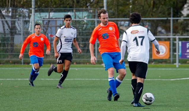 Marin Rozeboom maakte de 0-2.