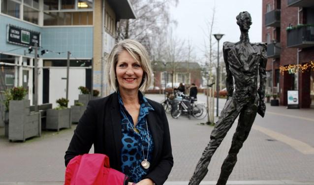 Annemiek Kruse: ,,De rol als verbinder is mij op het lijf geschreven.''