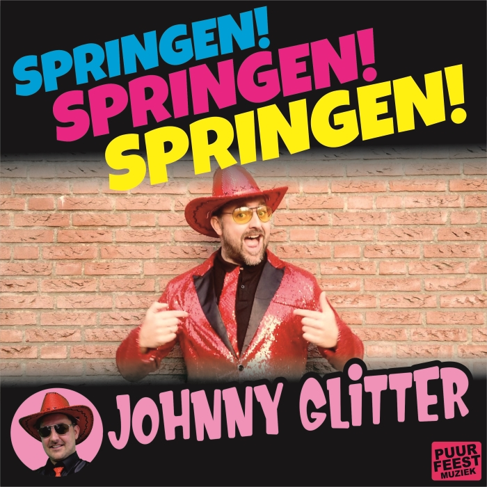 Party artiest Johnny Glitter