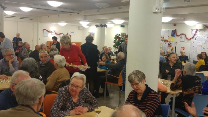 Nieuwjaarsbijeenkomst Senioren Belangen