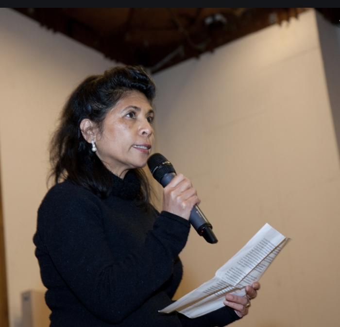 Sylvia Pessireron