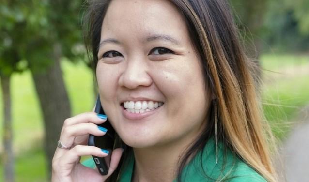 Thao Nguyen, echtscheidingsadviseur bij Rabobank Gelderse Vallei.