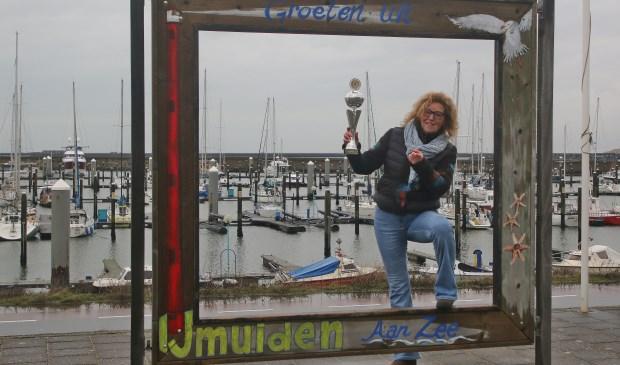 Initiatiefneemster Nel Luiken.