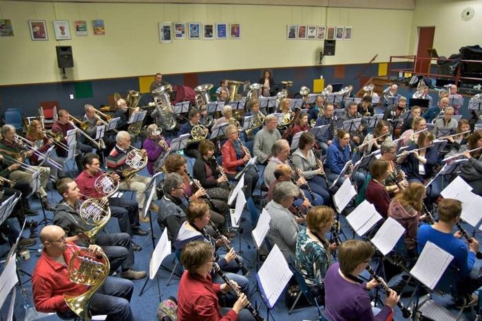 100 muzikanten maken met plezier muziek