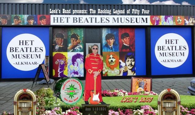 Het Beatles Museum in Liverpool