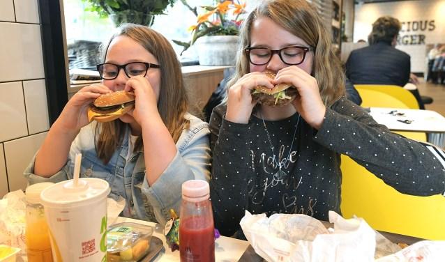 Hamburgerfans kunnen vanaf mei ook terecht in Hardinxveld om een burgertje te happen.