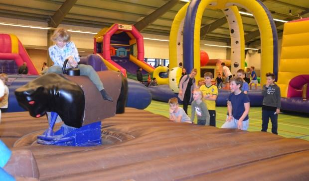 Wijks Kinderspektakel op Sportpark Mariënhoeve