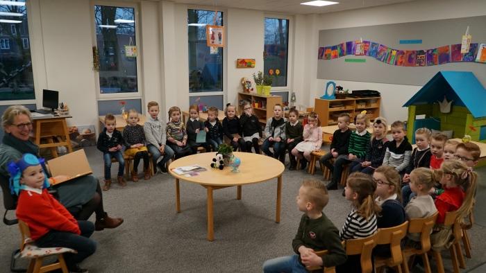 groep 2 in de nieuwe school FilmPloeg © BDU media