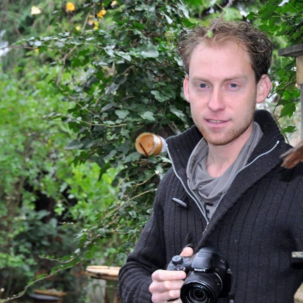 Michael de Vries. Eigen foto © BDU Media