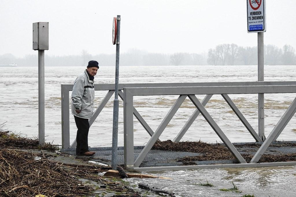 Het autosteiger in Gorinchem is populair bij schippers