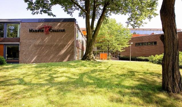 Het Marinx College is een van de scholen die de deuren voor leerlingen uit groep acht opent.