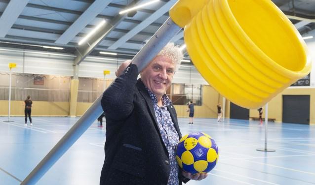 """Coen Staal wil met MIA stappen zetten en denkt na over een nieuw te bouwen sporthal. ,,Aan negatief denken heeft niemand iets."""""""