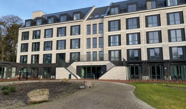 Verpleeghuis Beukenstein wordt eind januari officieel geopend.