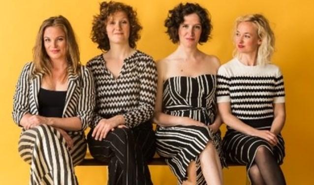 Het Ragazze Quartet.