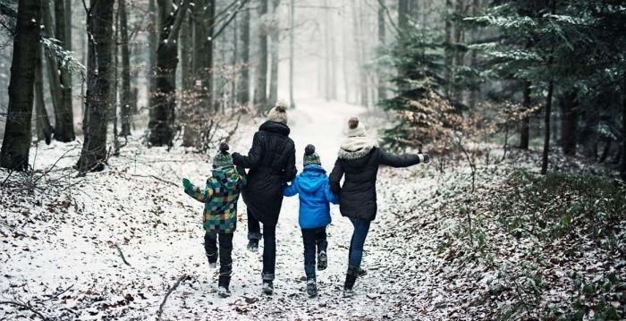 Hartstocht Winterwalk
