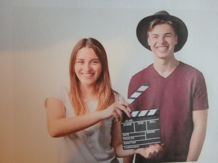 Het maken van een film door Jongeren
