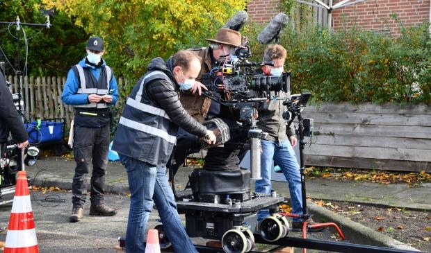 <p>Soest is wel vaker decor voor (tv)opnamen, zoals vorig jaar nog voor The Spectaculair, een dramaserie van de VPRO over IRA-aanslagen.</p>