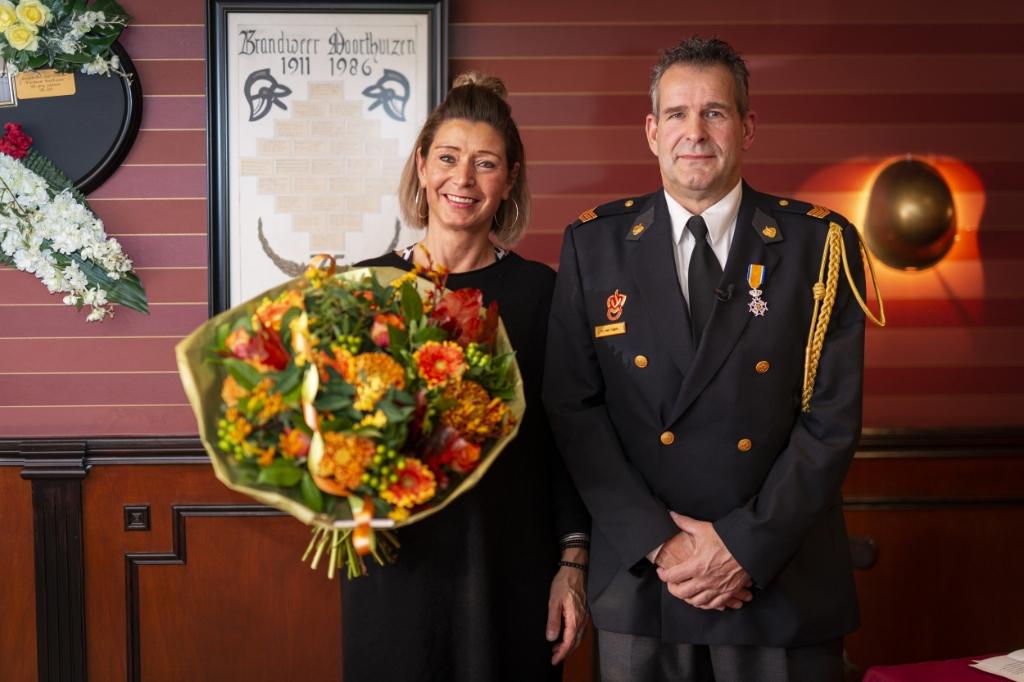 <p>Arie van Lagen met zijn vrouw.</p> <p>Pauw Media</p> © BDU media