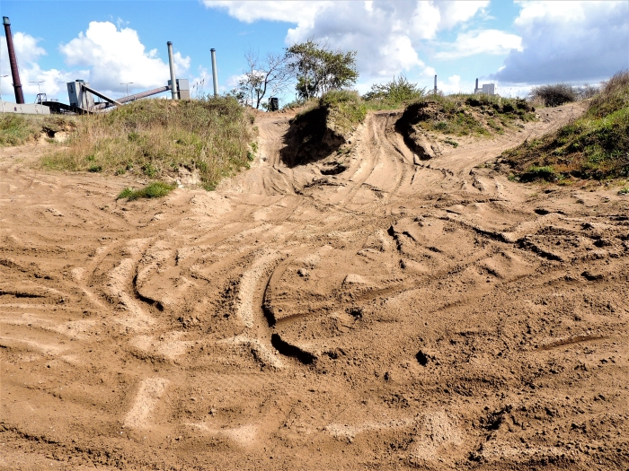 Zanddepot Hans Blomvliet © BDU media