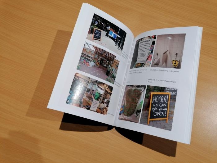 Het boek is voorzien van kleurenfoto's  Peter Beijer © BDU media