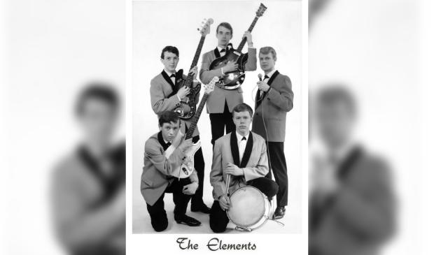 <p>The Elements in 1964 en 1967 met onder meer Ilja Gort als drummer in de flower powertijd.</p>