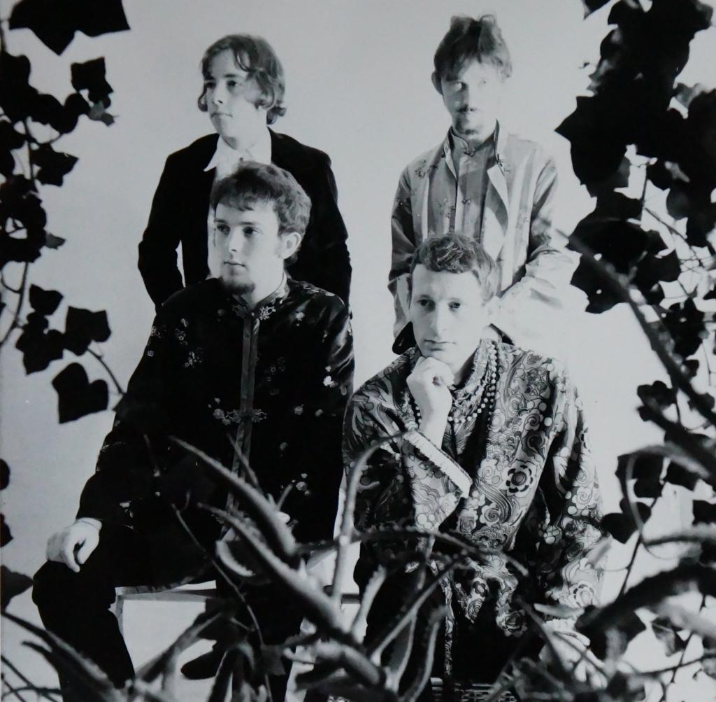 The Elements in 1964 en 1967 met onder meer Ilja Gort als drummer in de flower powertijd.<br><br> Jacques Smulders © BDU media