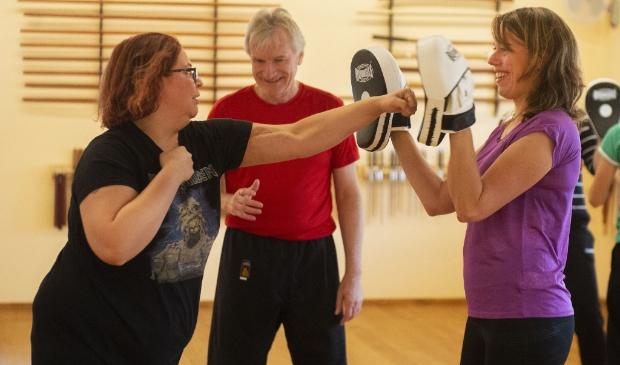 <p>Karate-Do zelfverdediging</p>