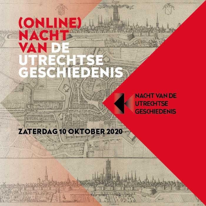 Online Nacht van de Utrechtse Geschiedenis