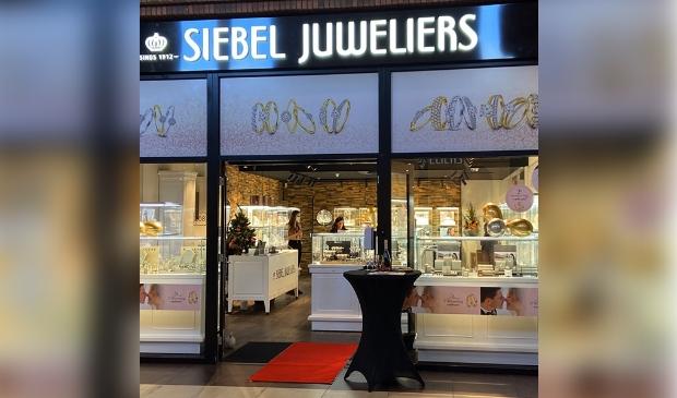 <p>De winkel aan het Polderplein 208.</p>