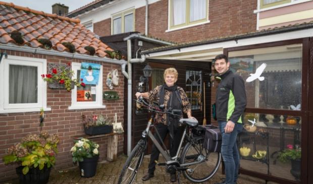 <p>Fietsenmaker Johan Bij de Vaate lanceert een nieuwe haal- en brengservice.</p>