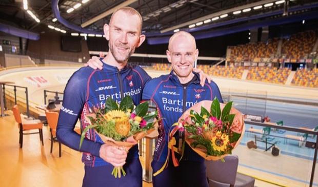 Tandemduo Vincent ter Schure en Timo Fransen gaat voor goud naar Tokyo.