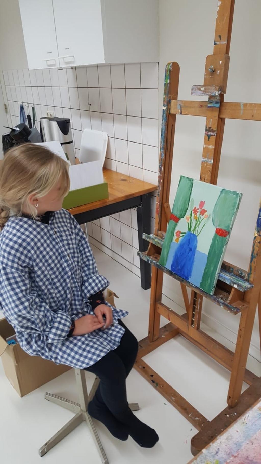 <p>De lessen zijn voor kinderen van 6 tot 12 jaar</p> <p>Tine Klootwijk</p> © BDU Media
