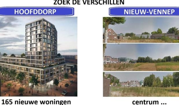 <p>De frustratie In Nieuw-Vennep bij elk bouwplan in Hoofddorp is groot.</p>