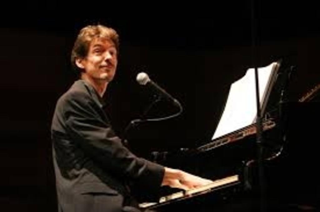 Pianist Ed Boekee Eigen foto © BDU media