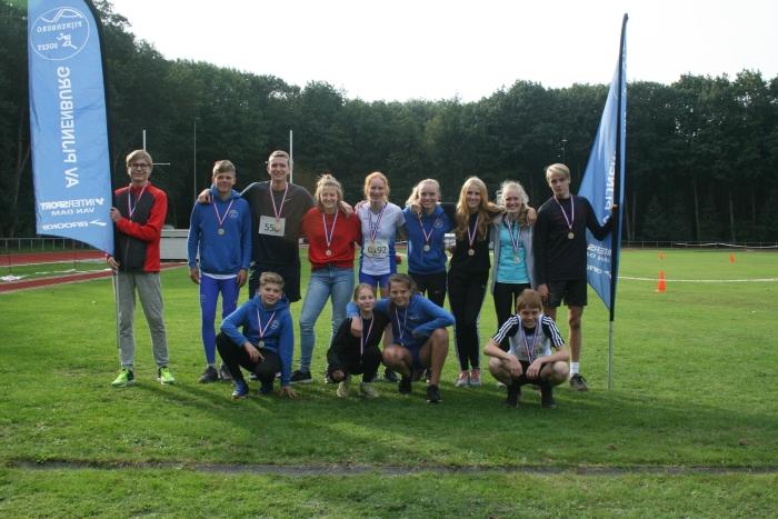 Clubkampioenen junioren