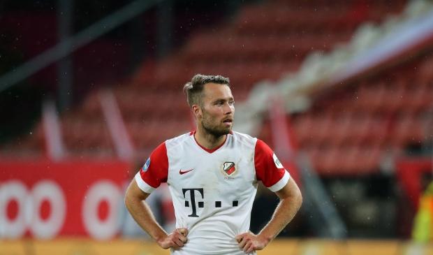 <p>Sander van de Streek blijft voorlopig in dienst van FC Utrecht. De Barnevelder verlengde zijn contract tot juli 2023.</p>