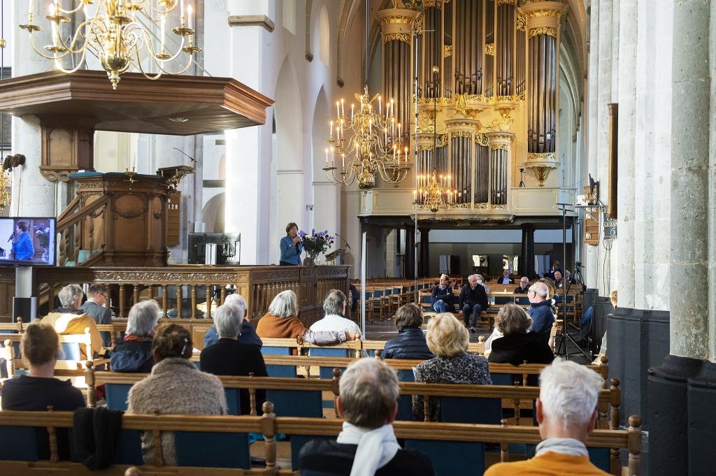 Bachdag in Sint-Joriskerk en in St. Aegtenkapel Foto Rinus van Denderen © BDU media