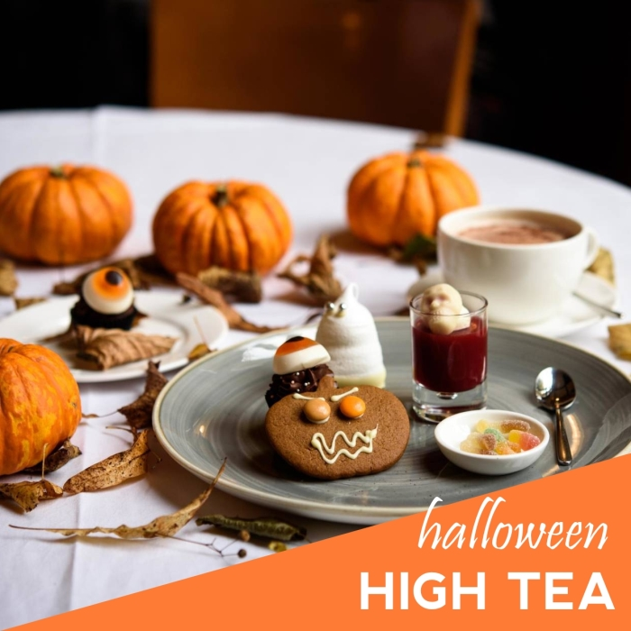 Halloween High Tea