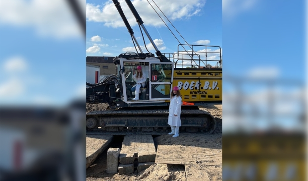 <p>Het nieuwbouwproject &#39;Buitengewoon&#39; aan de Buitendams is gestart.</p>