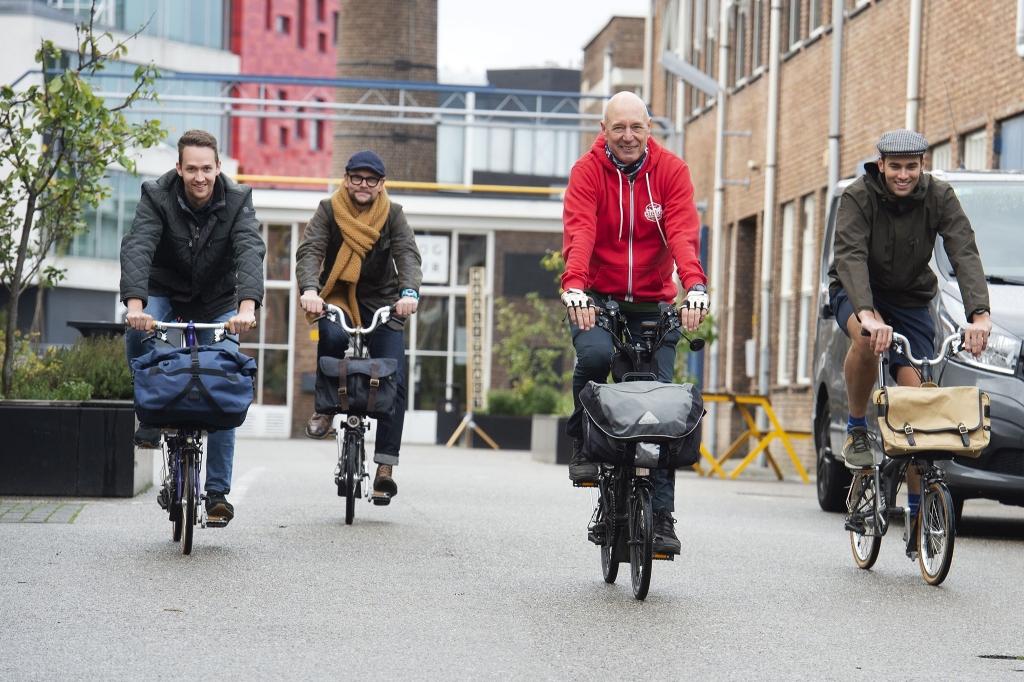 `Keistad fietsfestival Foto Rinus van Denderen © BDU media