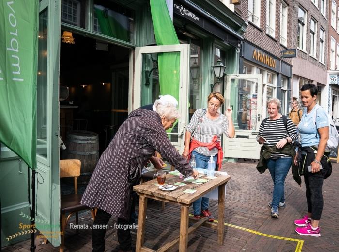 Deelnemers tijdens de Teva Halve van Haarlem Walk Renata Jansen Fotografie © BDU media