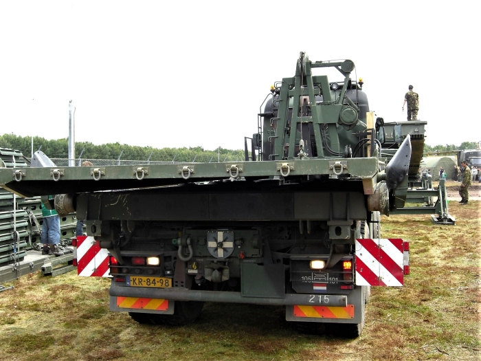 Landmacht Hans Blomvliet © BDU media