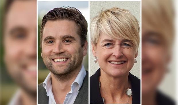 <p>Bart van den Elzen en Marjan Boonzaaijer </p>