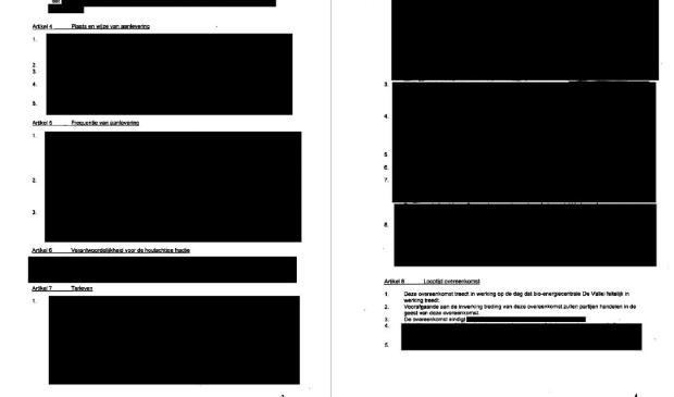 <p>,,Bijna alle tekst is zwart gemaakt.&#39;&#39;</p>