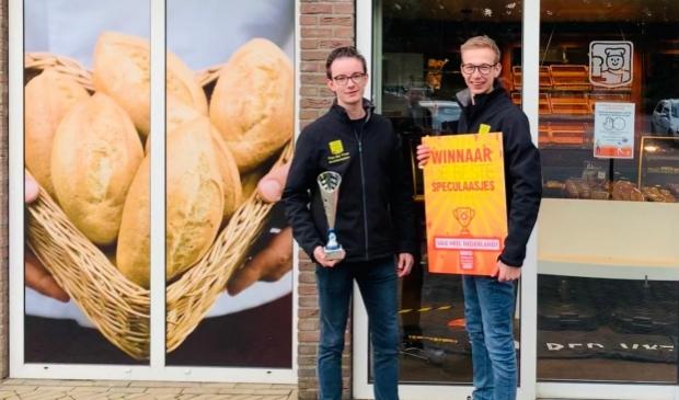 Koen de Blaeij en Remco van der Veer.