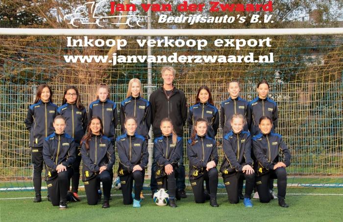 Jan van der Zwaard met sv DIOS MO15-2