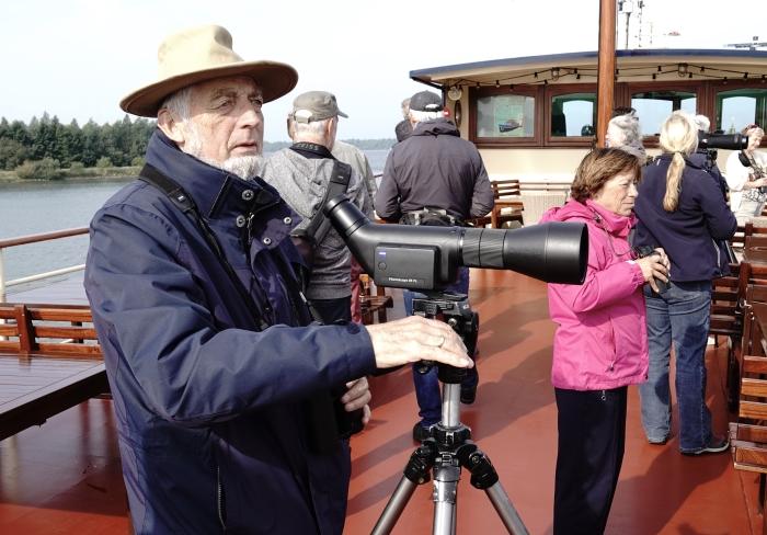 vogelkenner Nico de Haan