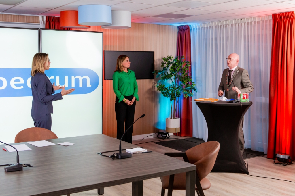 Opening Ervenstaete Zorgspectrum © BDU media