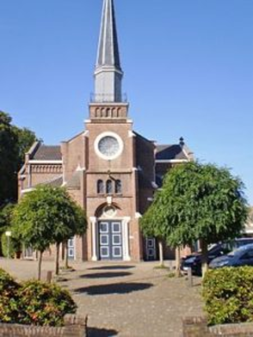 <p>Paaskerk in Baarn.</p> <p>&nbsp; &nbsp;</p> © BDU media