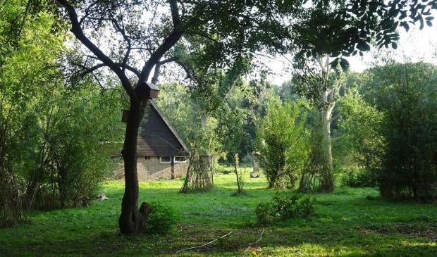 <p>Het Vogelnest op landgoed Rhijnauwen</p>